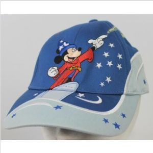 Disney Parks Hat Youth Mickey Wizard Sorcerers Sta
